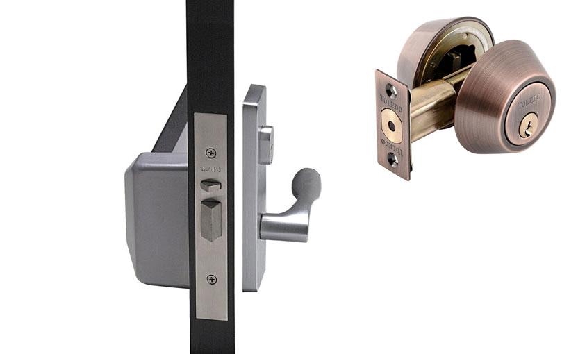 Κλειδαριές υψηλής ασφαλείας